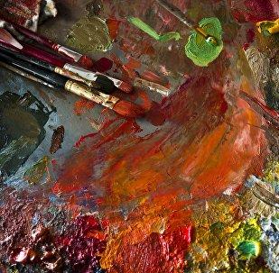 Pinceaux de peinture