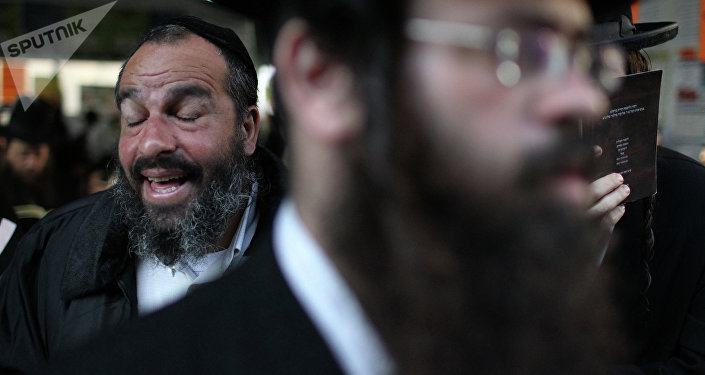 Juifs orthodoxes