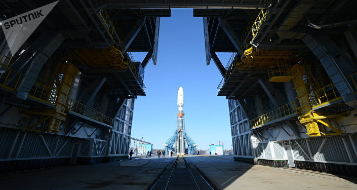 Cosmodrome Vostotchny