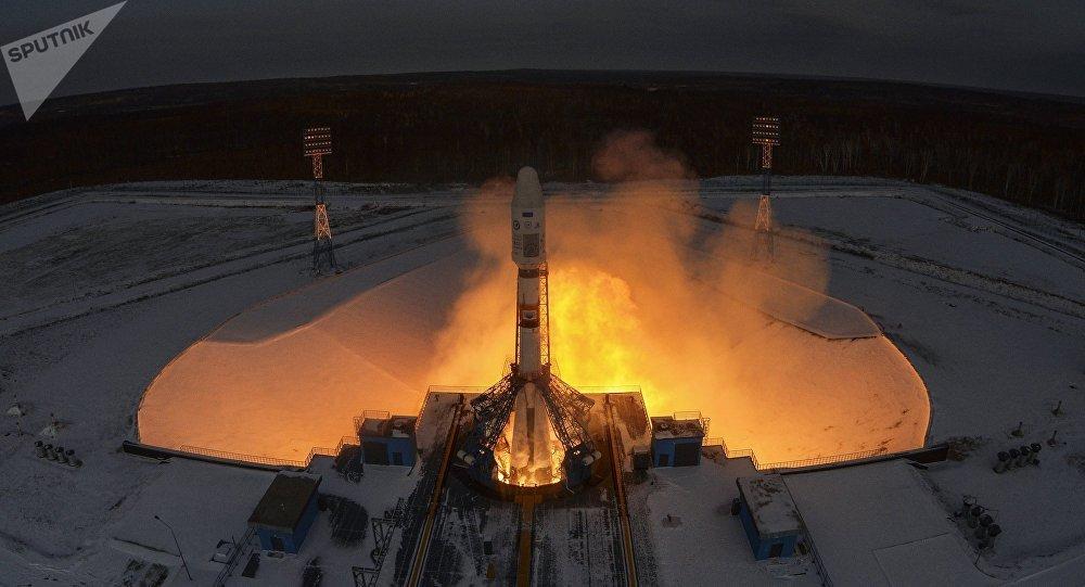 La Russie perd contact avec le satellite lancé depuis Vostotchny