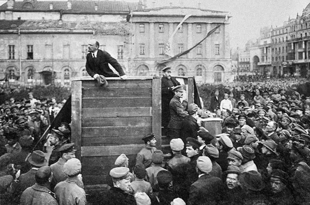Vladimir Lénine, guide du prolétariat mondial