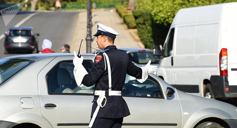 Policier marocain