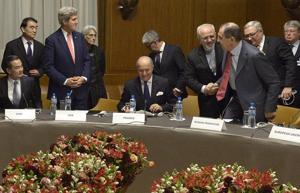Les négociations sur le nucléaire iranien à Gèneve