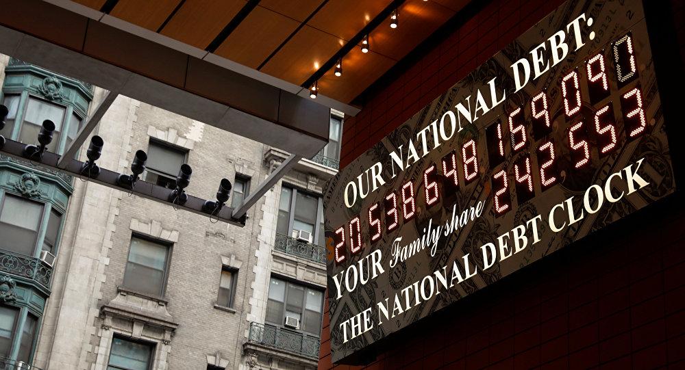 La National Debt Clock
