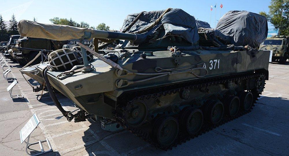 Véhicule de combat BMD-4M