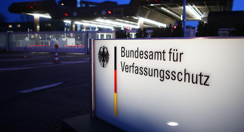 Le siège du BfV à Cologne