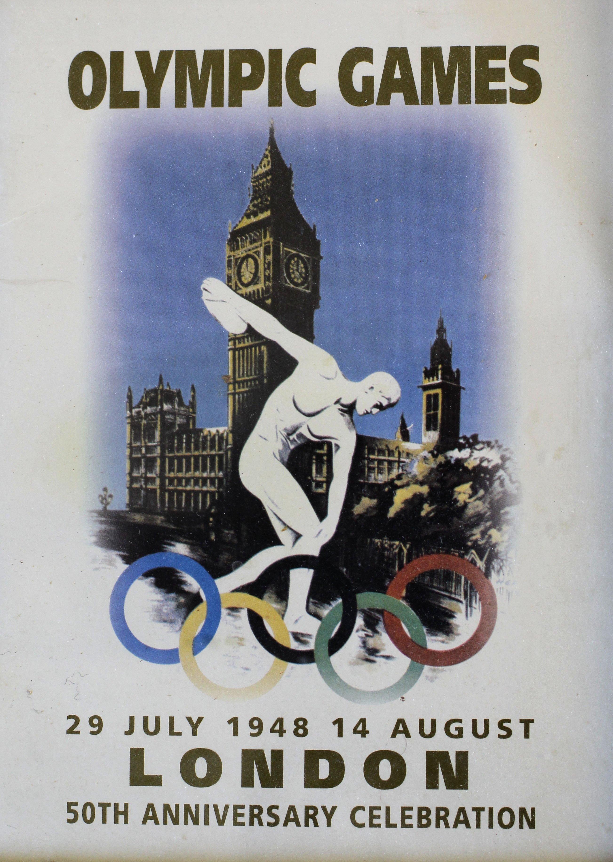 Jeux olympiques 1948 de Londres