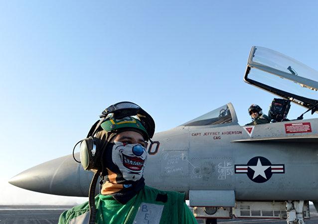Un pilote militaire américain raconte sa rencontre avec un ovni