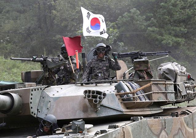 L'armée sud-coréenne