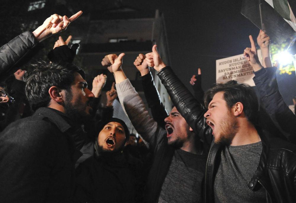 Violents heurts en Cisjordanie