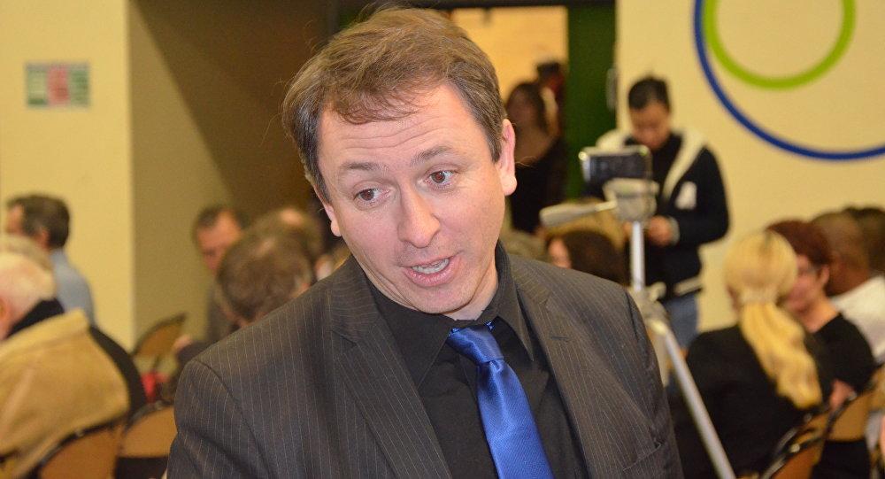 Le directeur d'un institut universitaire, l'ESPE de Caen