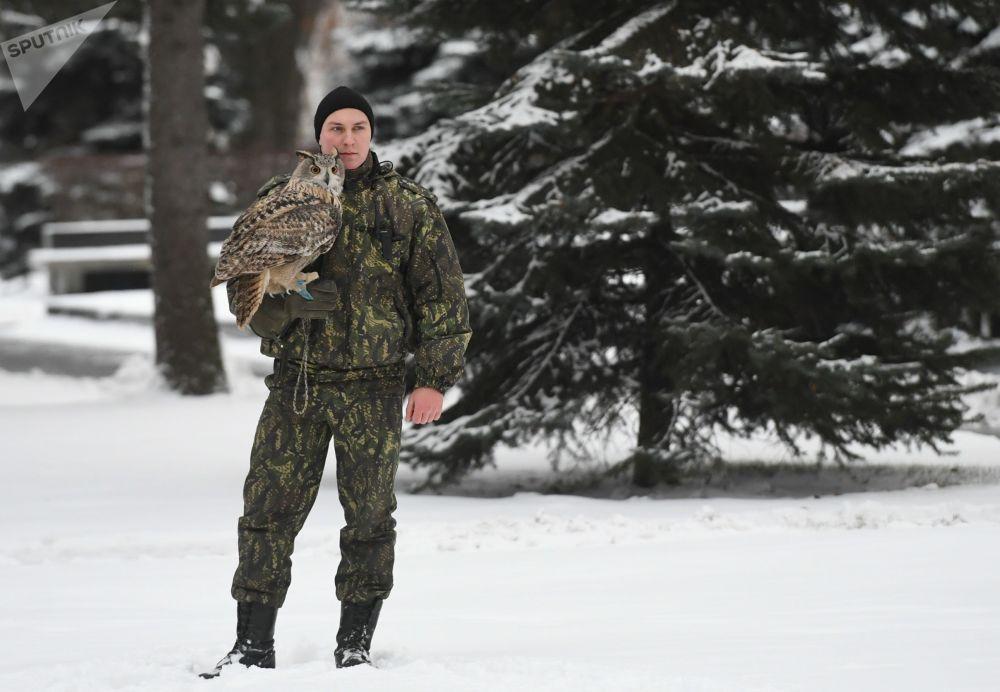 Les oiseaux gardiens du Kremlin