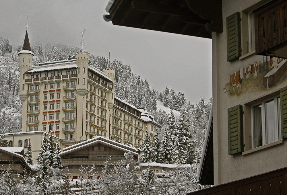 Les hôtels les plus étonnants au pied des pistes