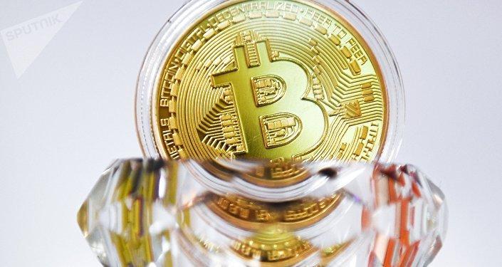 La monnaie virtuelle Bitcoin