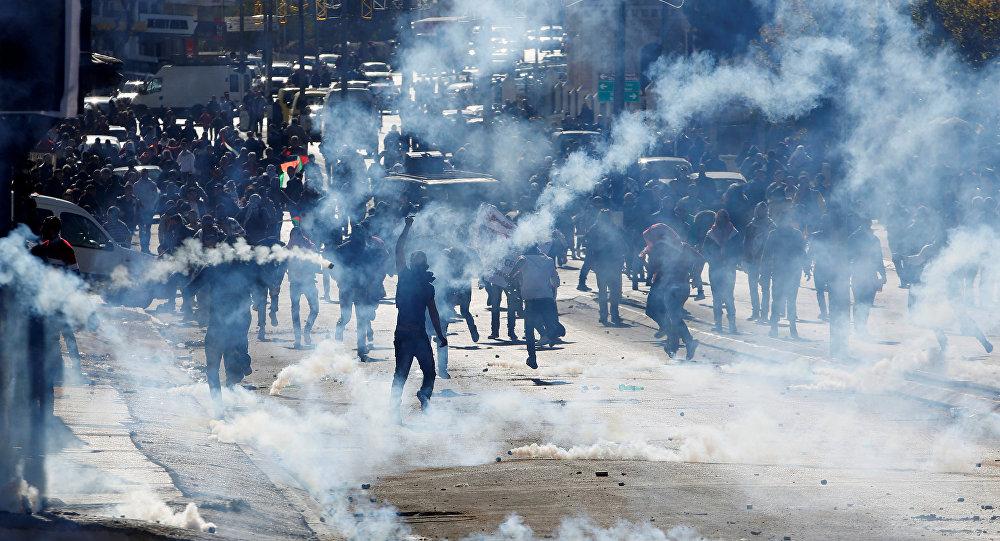 Situation dans les territoires palestiniens