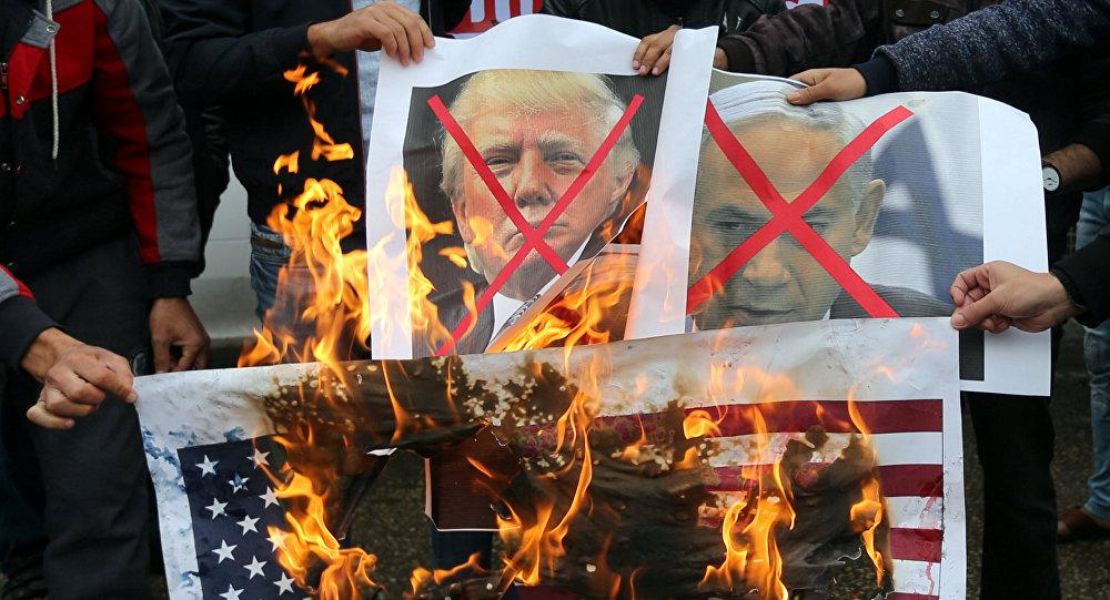 Décision de Trump sur Jérusalem: le monde arabe réagit