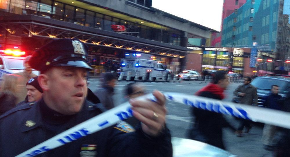 Attentat de New York