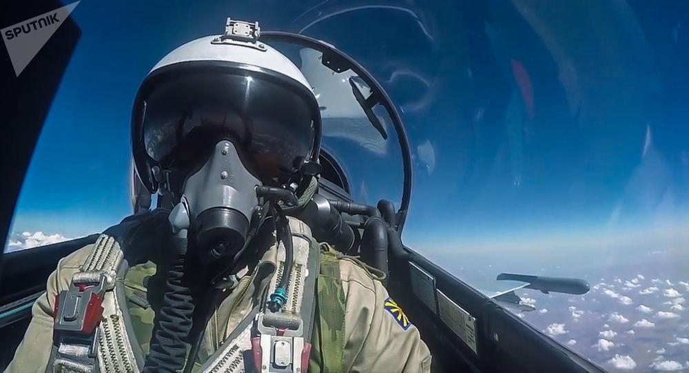 Pilote russe en Syrie