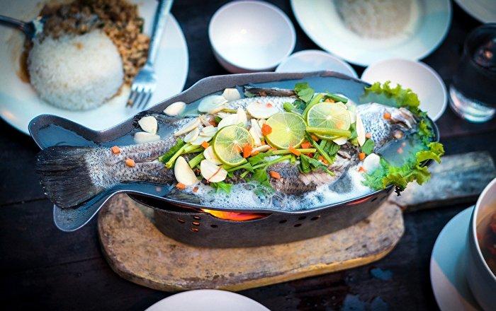 Une consommation r guli re de cet aliment pourrait for L alimentation du poisson rouge