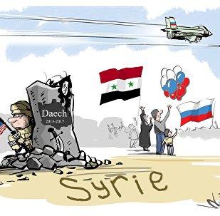 Retrait des troupes russes de Syrie