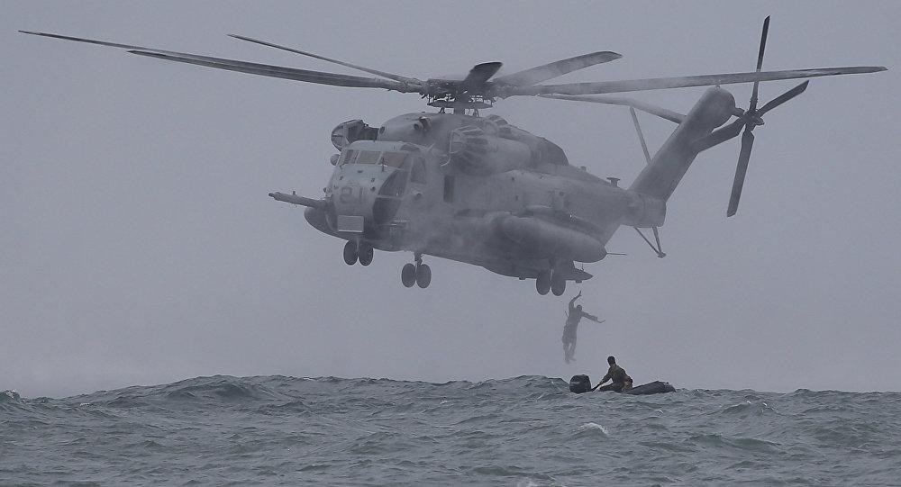 CH-53 Super Stallion hélicoptère