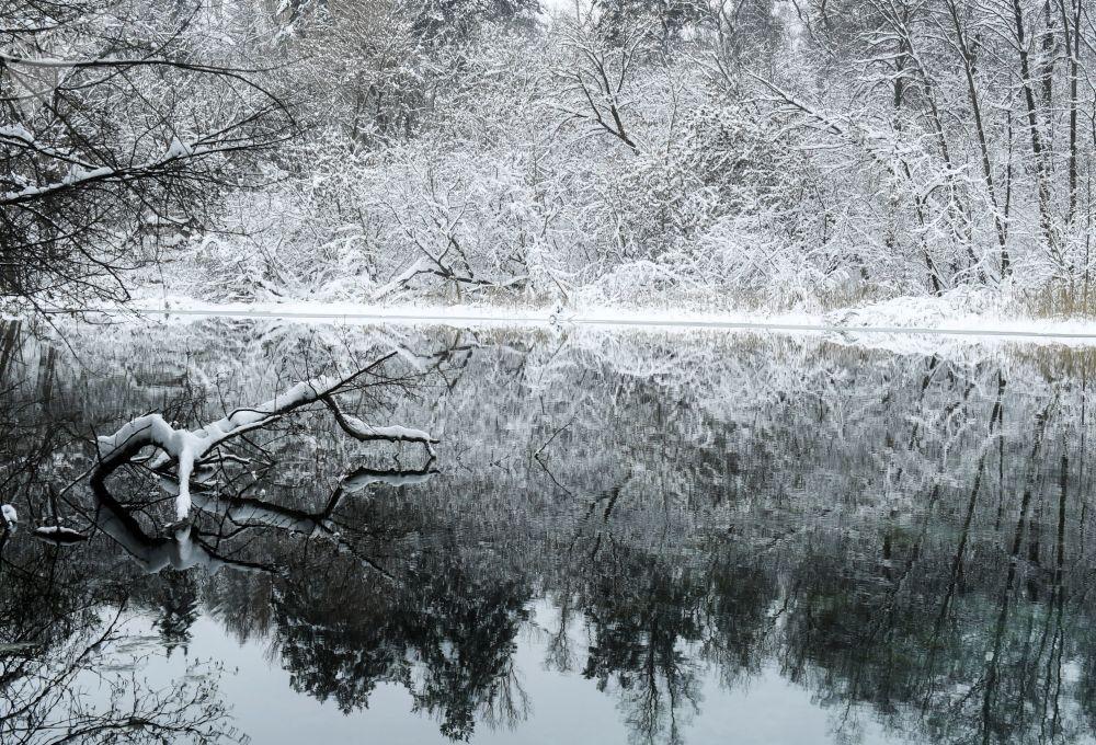 Le Lac Bleu de Kazan