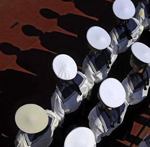 Marins russes à Tartous