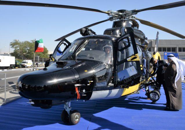 Hélicoptère Airbus H225