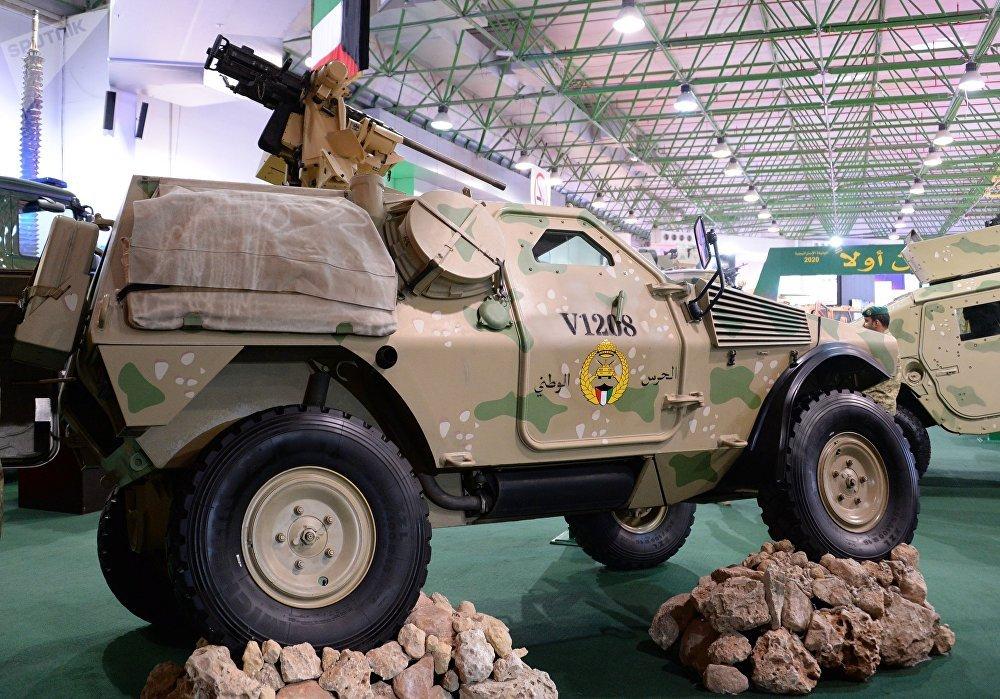Le Salon international d'armements Gulf Defence & Aerospace 2017