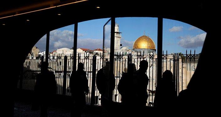Importante manifestation dans la bande de Gaza — Statut de Jérusalem