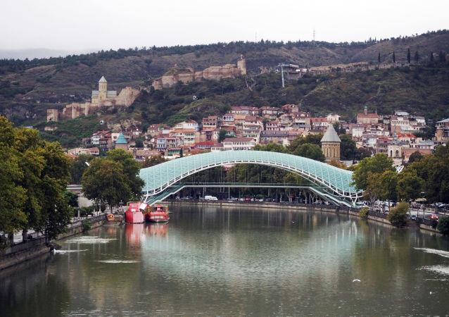 Tbilissi, la capitale de la Géorgie