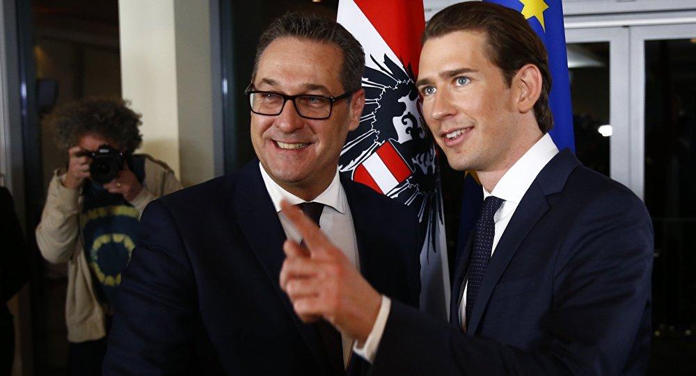 Autriche : le parti d'extrême droite met la main sur des ministères clés