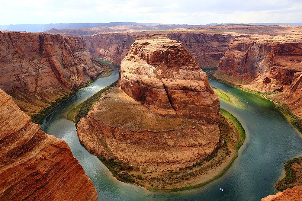 Le Horseshoe Bend