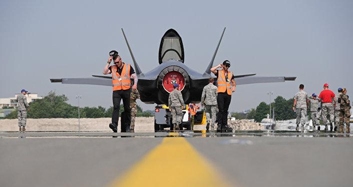 Avion de chasse F-35