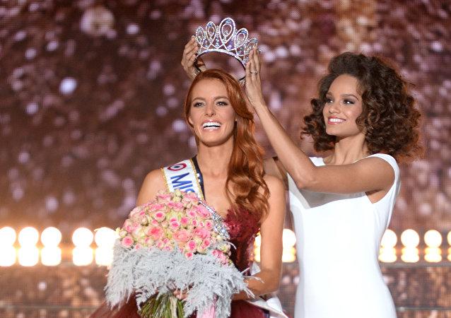 Miss Nord-Pas-de-Calais Maeva Coucke