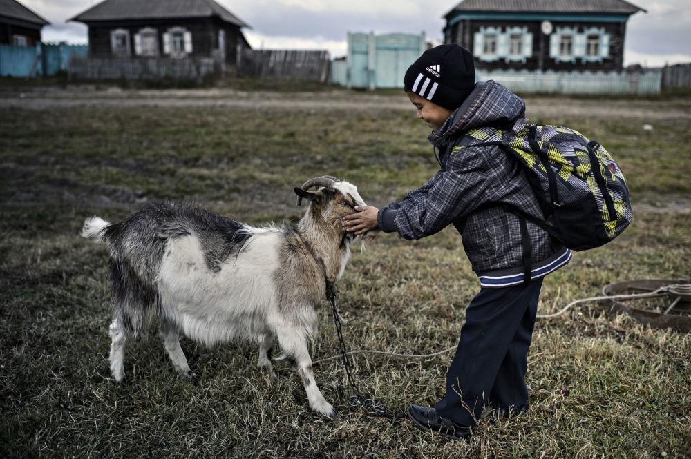 Les clichés des gagnants du concours photo Andreï Sténine présentés à Pékin