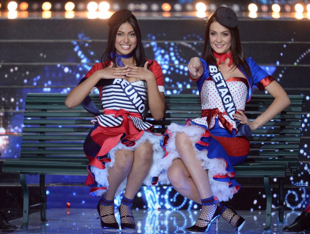 Maëva Coucke a mérité le titre de Miss France 2018