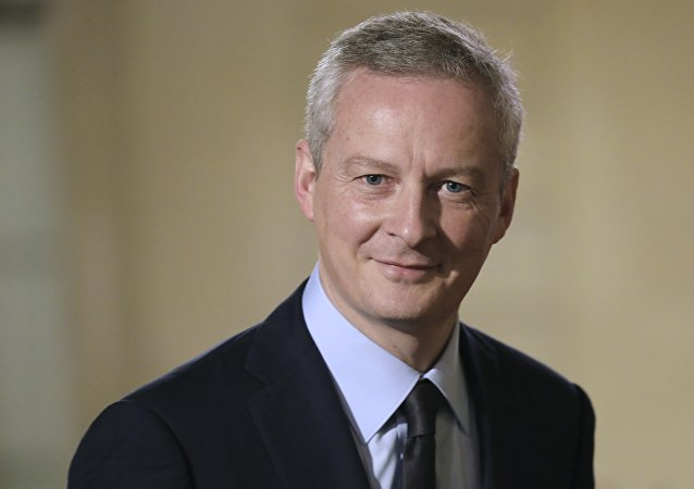 Bruno Le Maire regarde l'avenir des Relations franco-russes avec optimisme