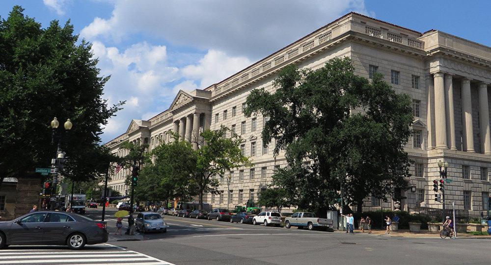 Le Département du Commerce des États-Unis
