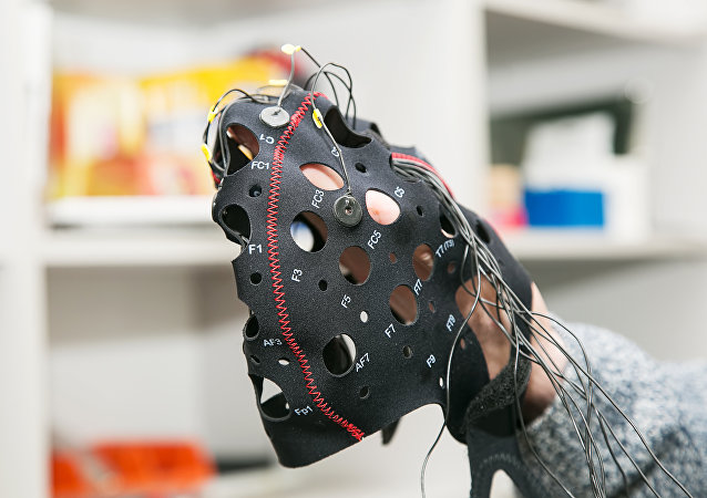 Un appareil neurologique «Balalaïka»