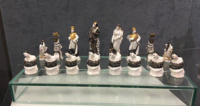 «Révolution de porcelaine. Le rêve d'un nouveau monde»