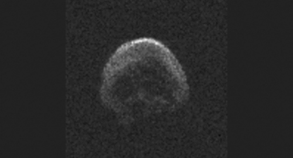 Image of asteroid 2015 TB145