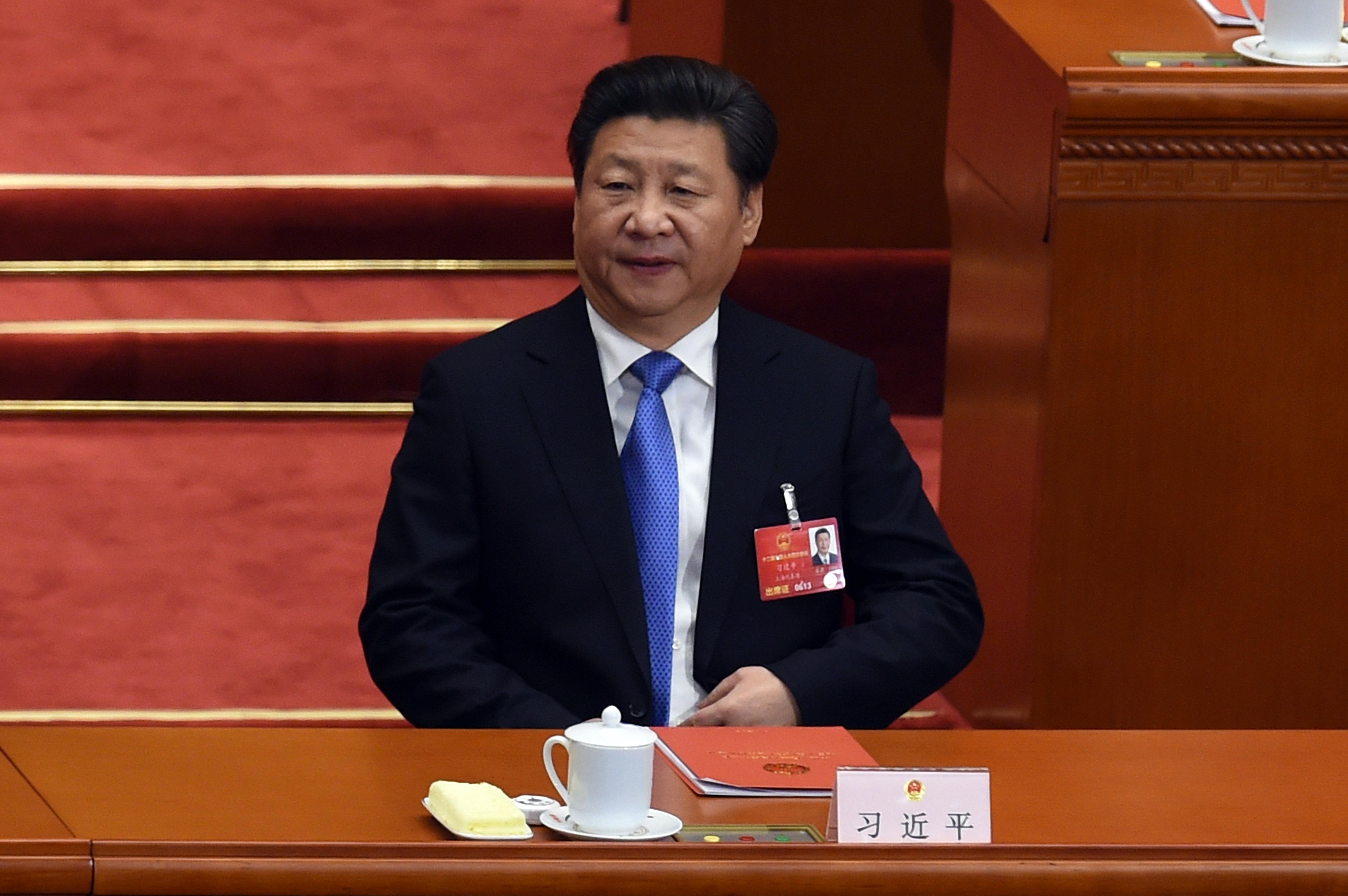 Xi Jinping dessine les contours de l'avenir du la Chine