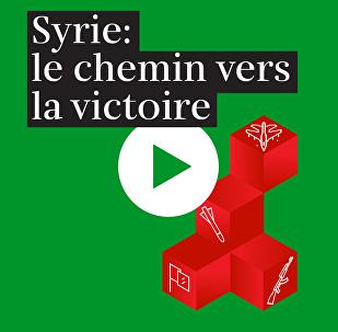 Syrie: le chemin vers la victoire