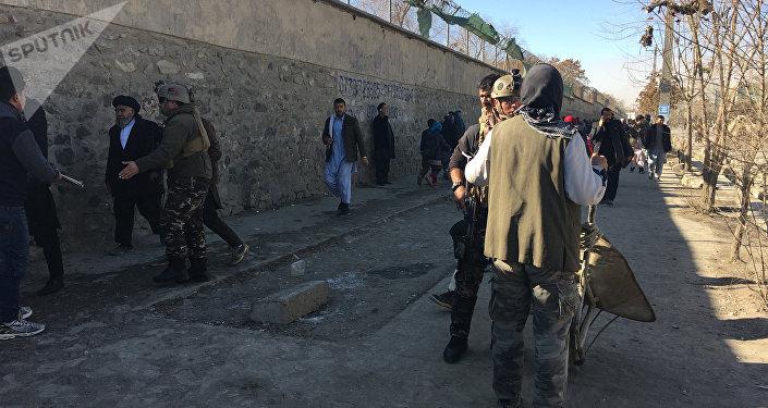 Une explosion près d'une agence de presse à Kaboul