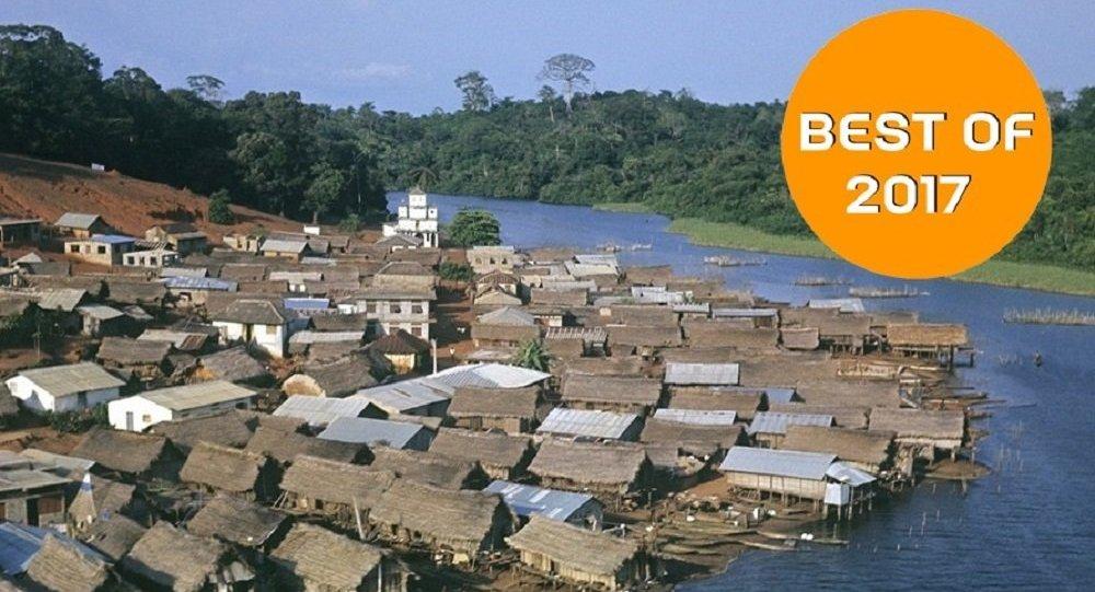 Cote d'Ivoire. Photo d'archive