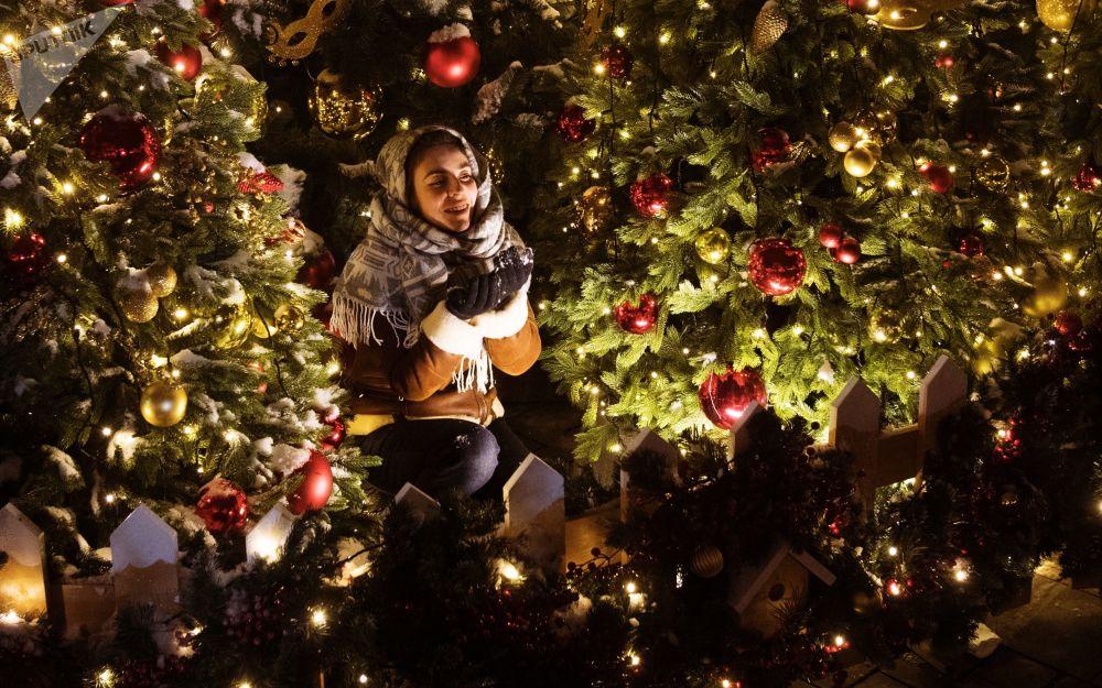 Les plus belles photos de la semaine (25-29 décembre 2017)