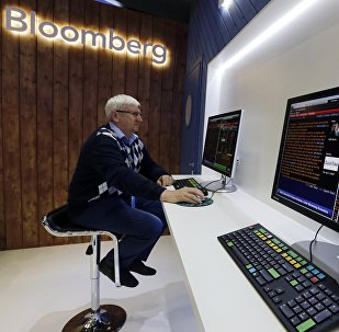 Le groupe Bloomberg