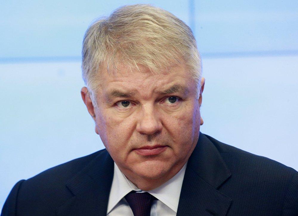 Alexeï Mechkov, ambassadeur de Russie en France