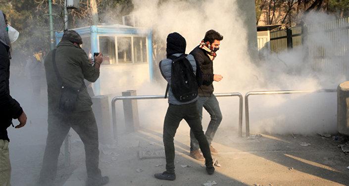 Réunion vendredi du Conseil de sécurité de l'ONU — Troubles en Iran